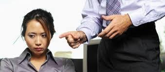 Harcèlement - Conflit