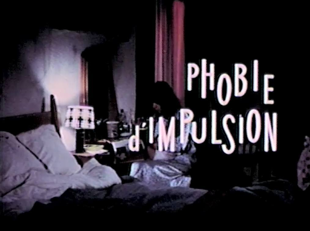 Phobie d'impulsion