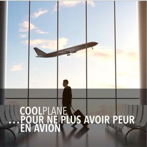 Peur en avion - La méthode CoolPLane