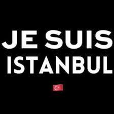 Hommage à toutes les victimes de l'attentat d'Istanbul le 28 juin 2016