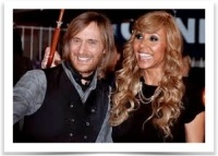 David Guetta - Cathy Guetta